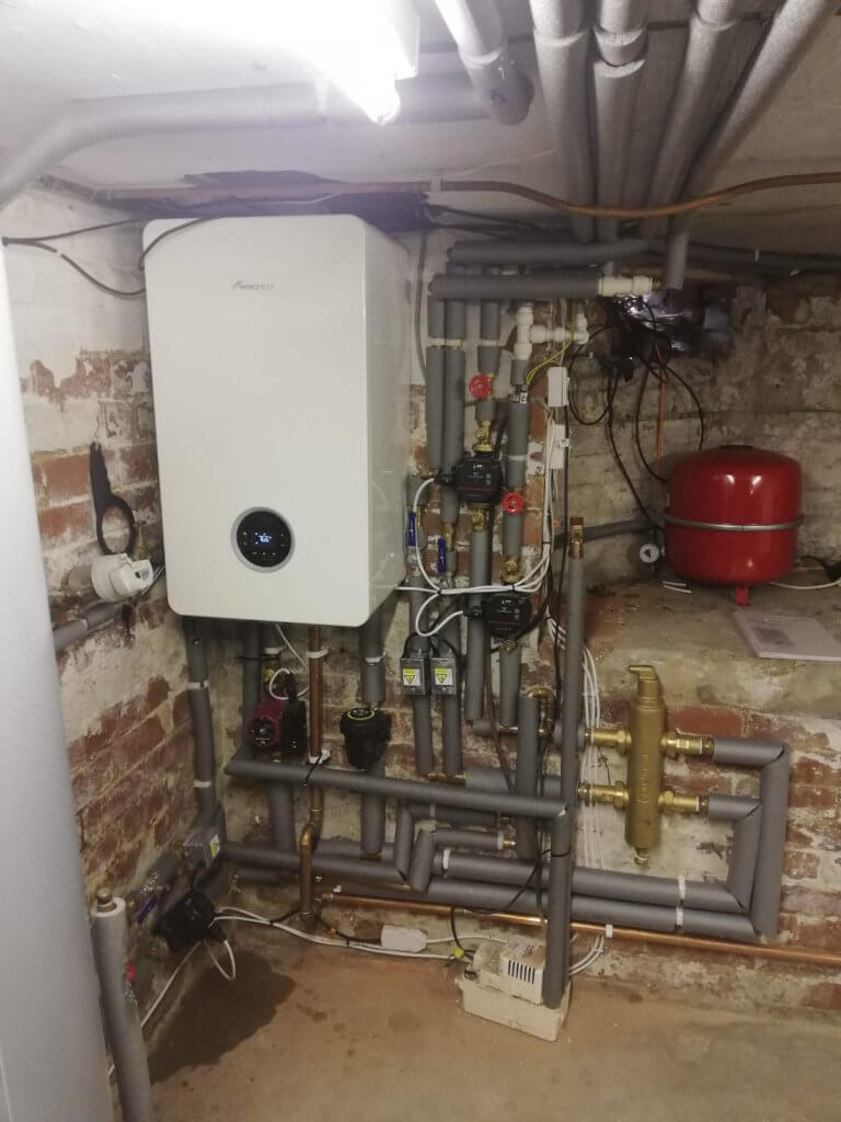 Boilers Sheffield